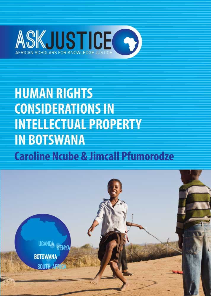 Human Rights Considerations in Intellectual Property in Botswana